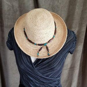 Scala Straw Summer Hat